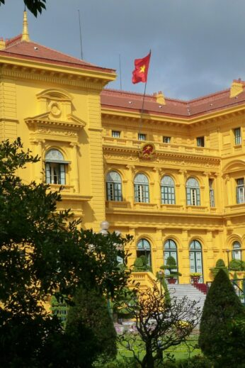 Hanoi colonial architecture