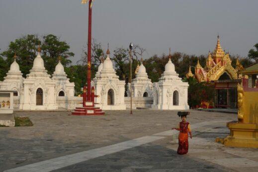 White Temples - InsideBurma Tours