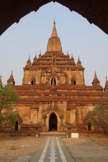 Burma Temple - InsideBurma Tours