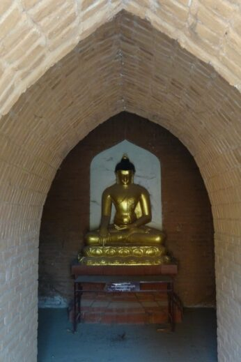 Golden Buddha - InsideBurma Tours