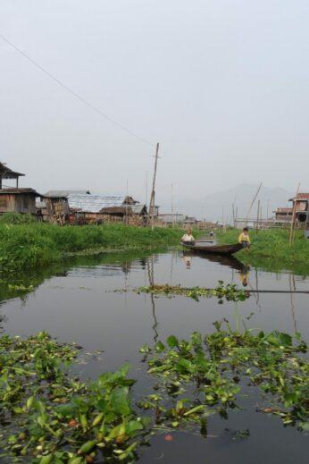 Water villages - InsideBurma Tours