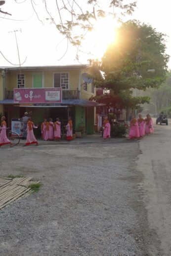 Burmese villages - InsideBurma Tours