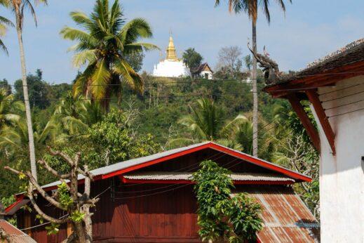 Monastery in Luang Prabang, Laos