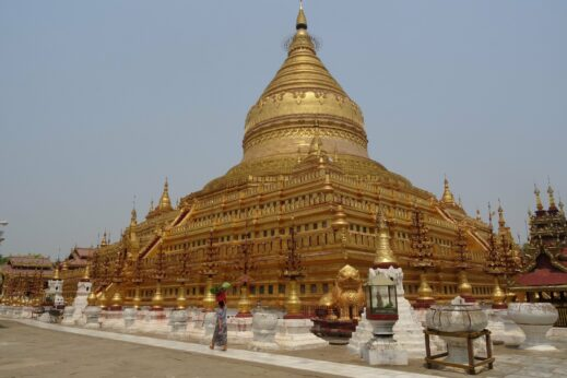Golden Pagoda - insidevietnam Tours