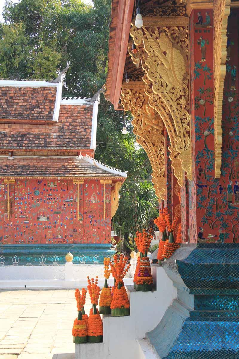 Beautiful Wat Xieng Thong