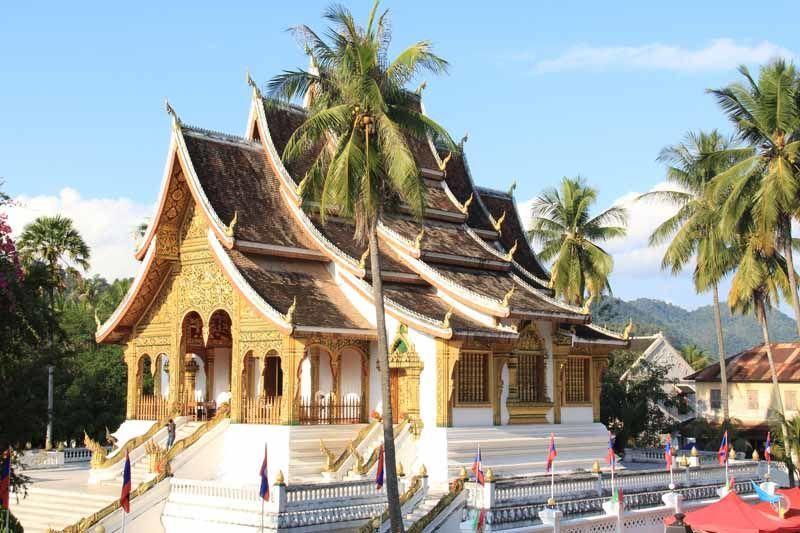 Wat Mai, one of Luang Prabang's World Heritage gems