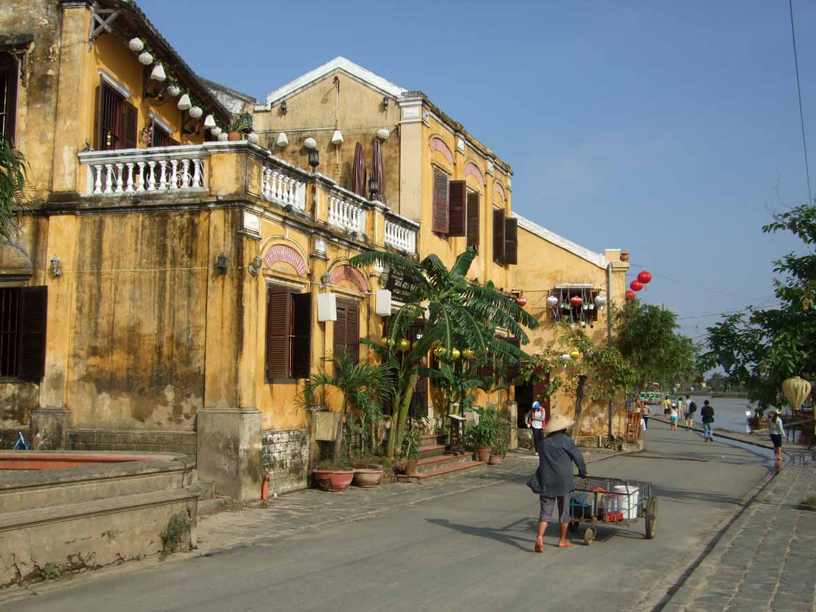 Hoi An in Vietnam has plenty to offer all ages