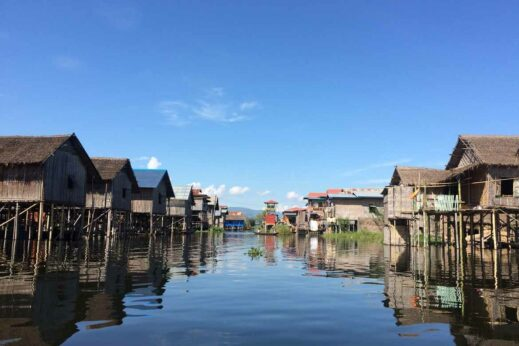 The vast majority of Shan State remains safe for travel - including Inle Lake.