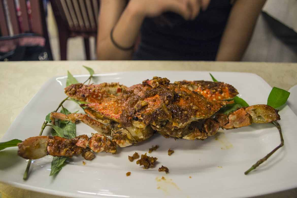 Phu Quoc's seafood is to die for