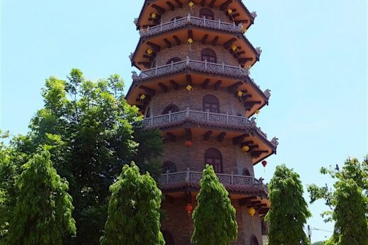 Things to do in Hue - Admire one of the many beautiful pagodas in the city