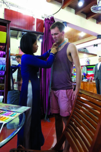 Tailoring in Hoi An - Best things to do in Hoi An
