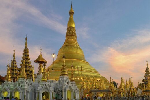 Festivals in Burma - Thadingyut Light Festival