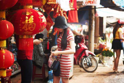 Lanterns in Hoi An, festivals in Vietnam