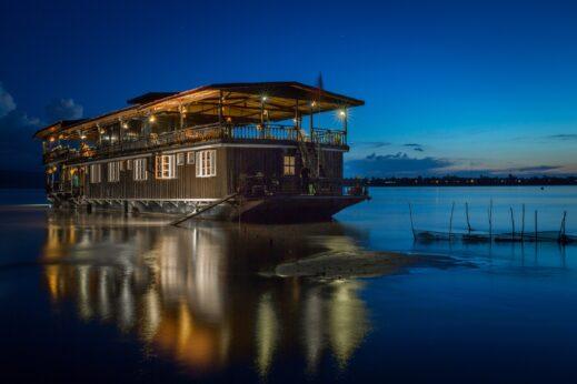 Vat Phou Cruise, Laos