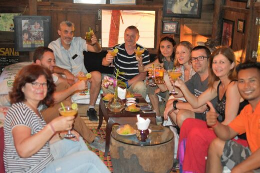 Small Group Tour in Siem Reap