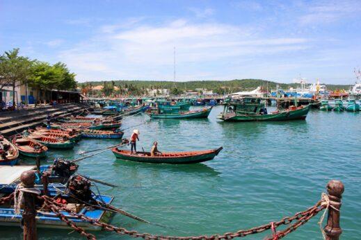 Port Phu Quoc Vietnam