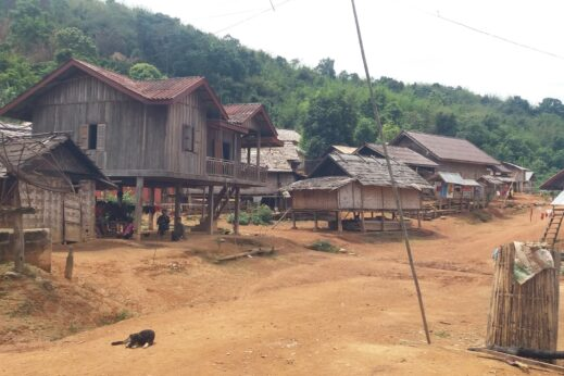Hiking in Laos: Nam Et-Phou Louey National Protected Area