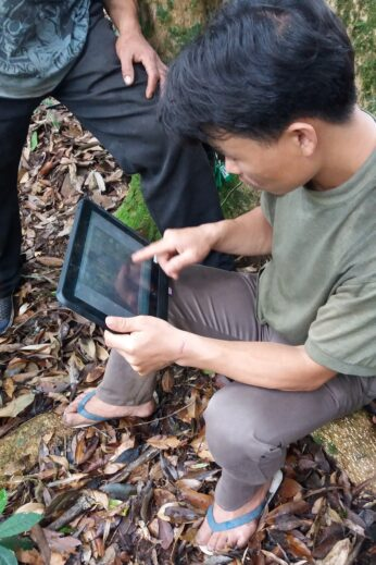 Wildlife spotting and hiking in Laos: Nam Et-Phou Louey National Protected Area
