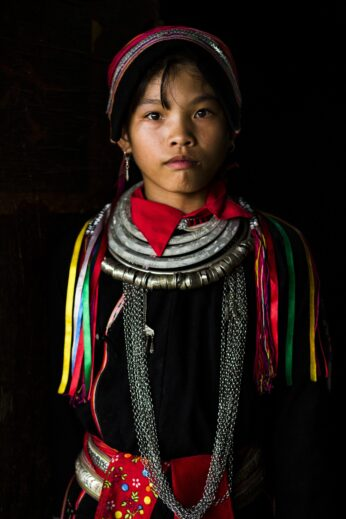 Dao Man, Vietnamese tribe photography by Réhahn