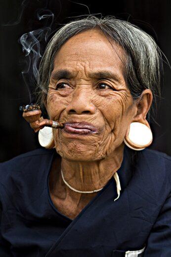 Ethnie Brau, Vietnamese tribe photography by Réhahn