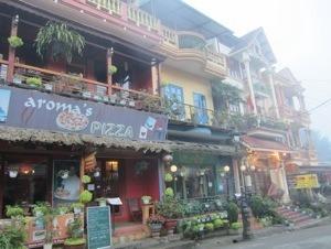 Sapa Town, Sapa Vietnam