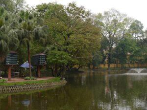 Botanical Gardens - Hanoi