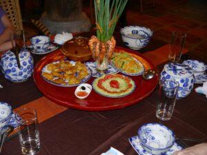 Food at Moon Gardens - Best we had