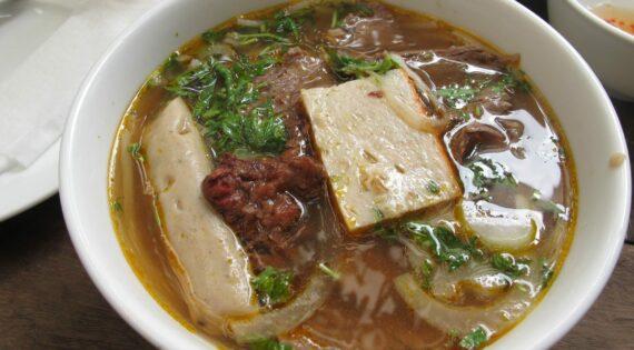 Thuc Don restaurant noodles