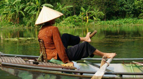 Laid Back in Ninh Binh