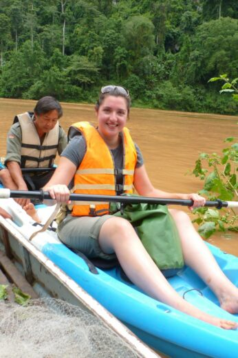 Enfys in Indochina: Kayaking on the Nam Ou River, Laos