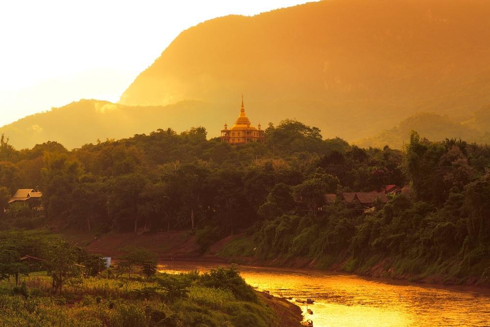 Phone Phao Temple, Luang Prabang