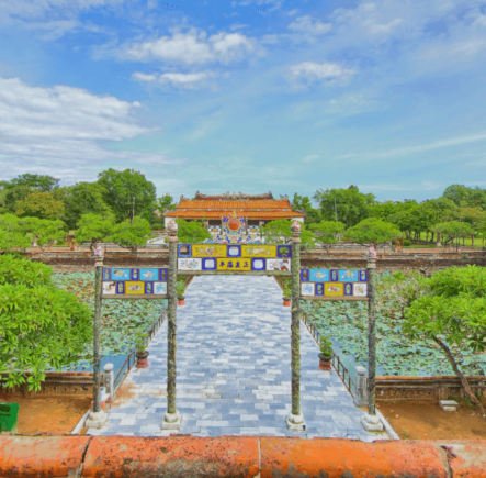 Kinh thanh - UNESCO World Heritage city of Hue