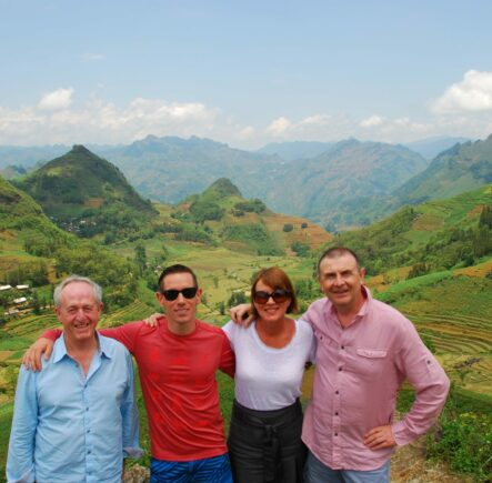 Northern Vietnam near Bac Ha