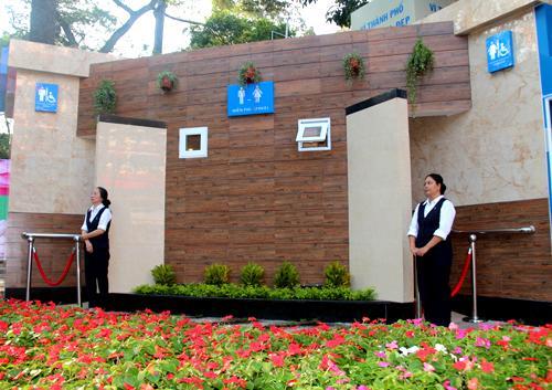Five Star Toilet in Saigon