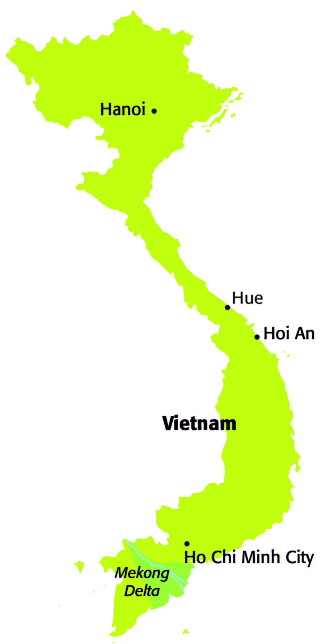 Hanoi Vs Saigon Insidevietnam Blog