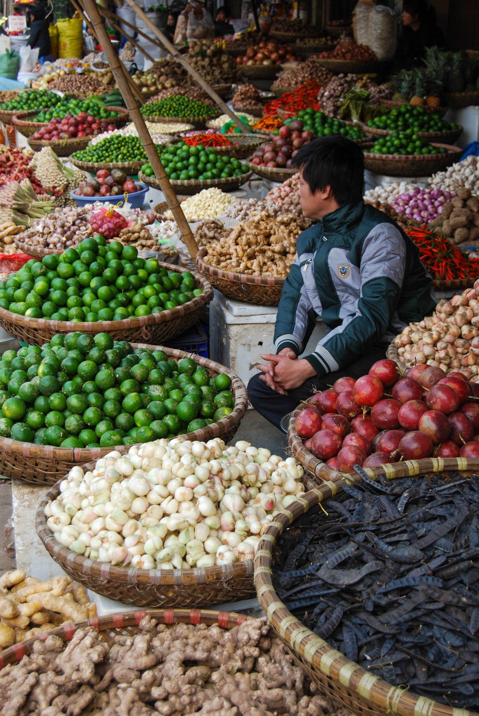 Vegetable Market (1 of 1)