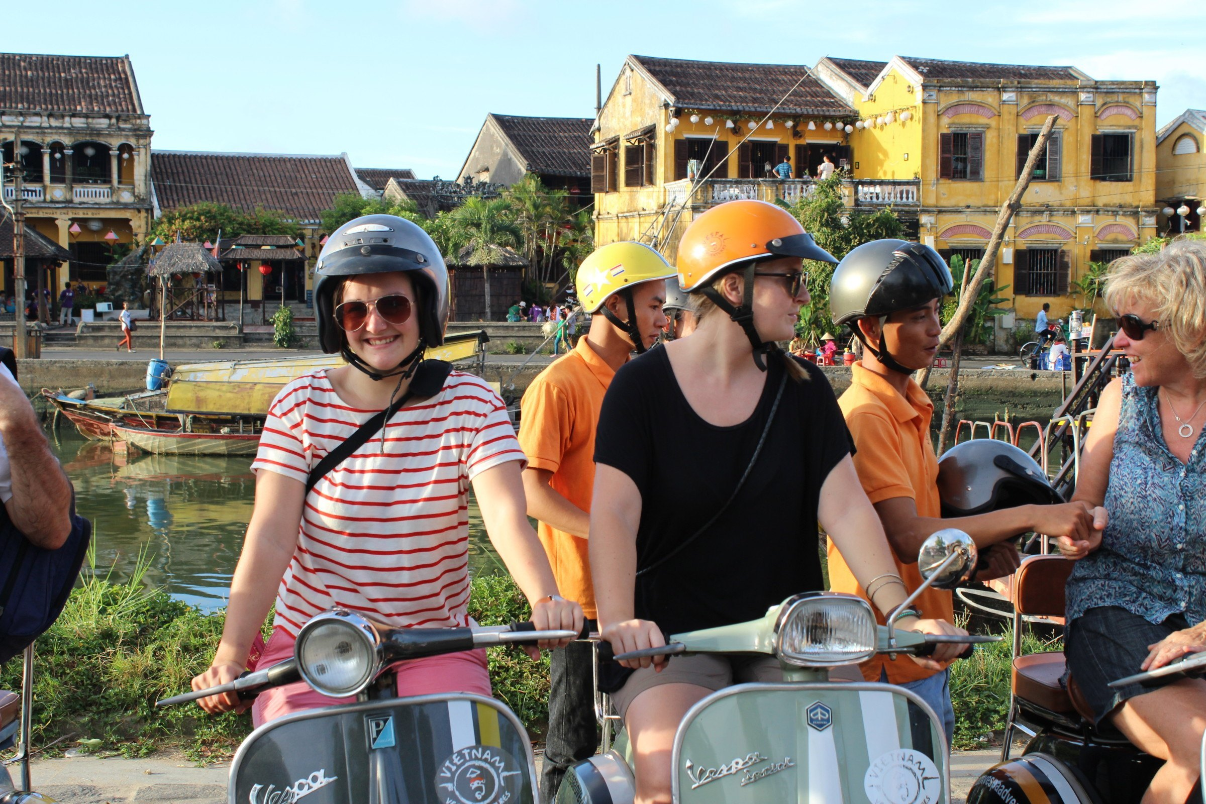 A vietnam vespa adventure insideasia blog ready to begin my hoi an vespa tour solutioingenieria Images