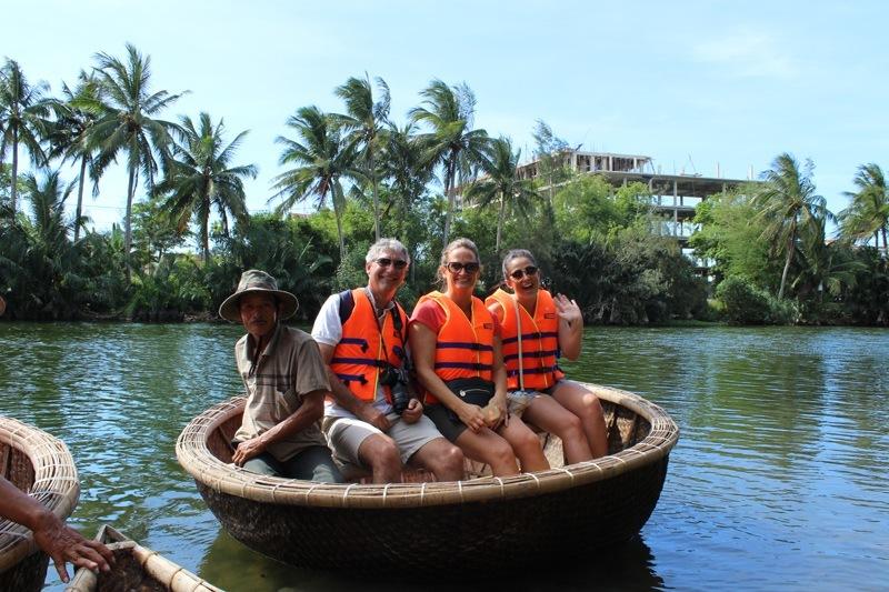 Vietnam's basket boats - InsideAsia Blog
