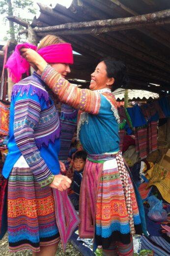 Vietnamese Dress-up