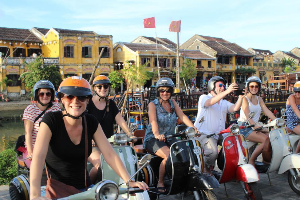 Hoi An Vespa Streetfood Tour