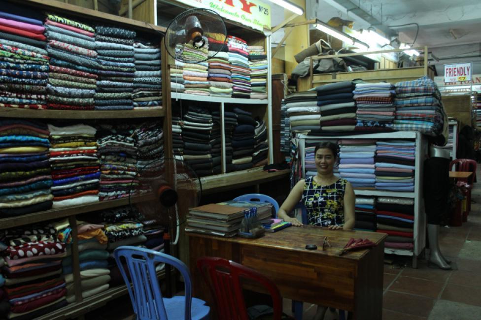 My Hoi An tailor