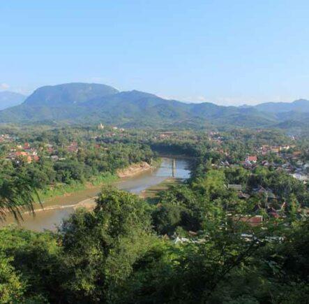 Beautiful Luang Prabang