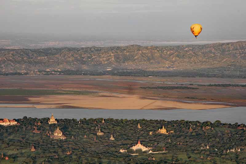The Plains of Bagan