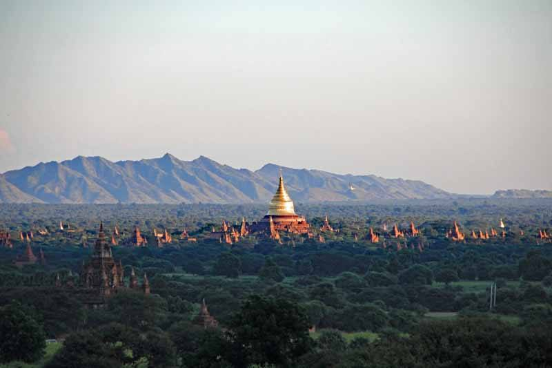Beautiful Bagan
