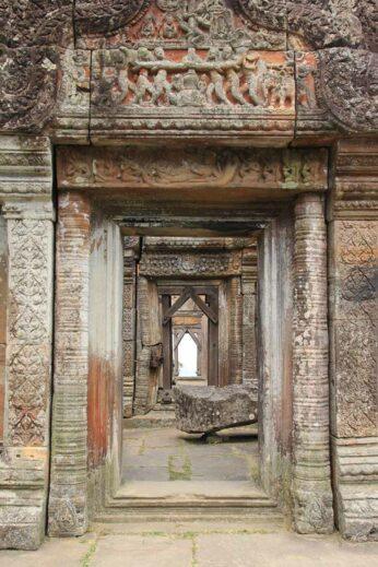Doorway to Gopura Three