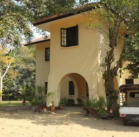 U Thant's House