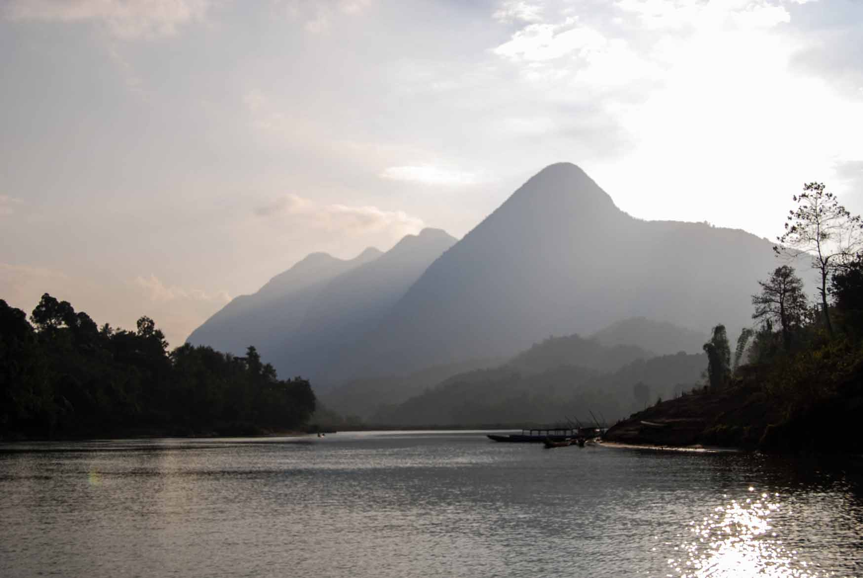 Beautiful Northern Laos