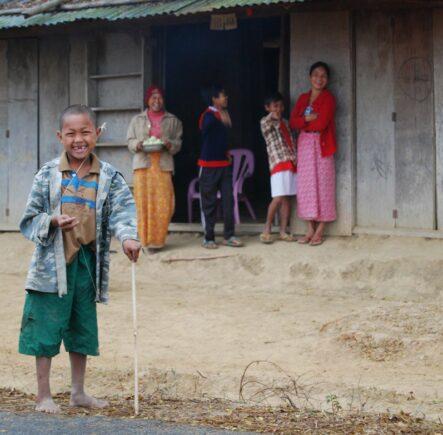 Family travel in Burma is infinitely rewarding