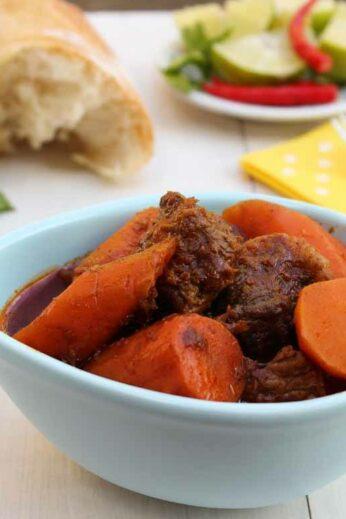 Thao's mum's bo kho (photo: Red Chilli Kitchen)