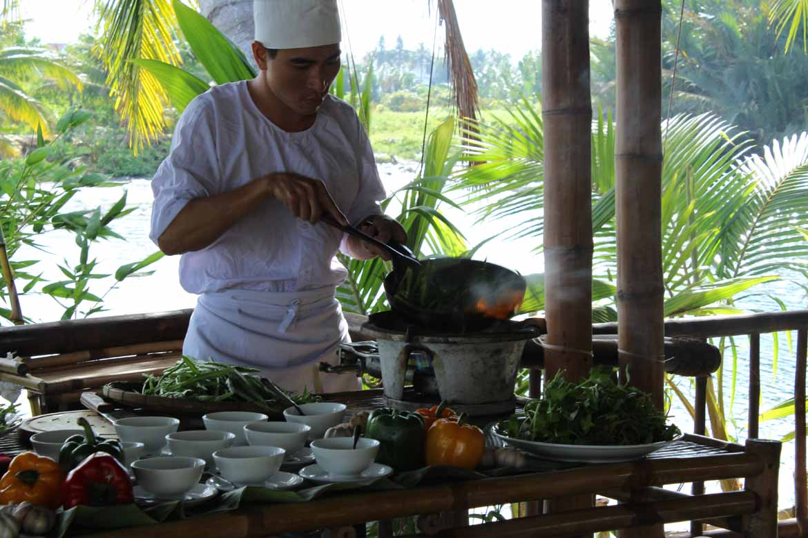 Take a cooking class in Hoi An
